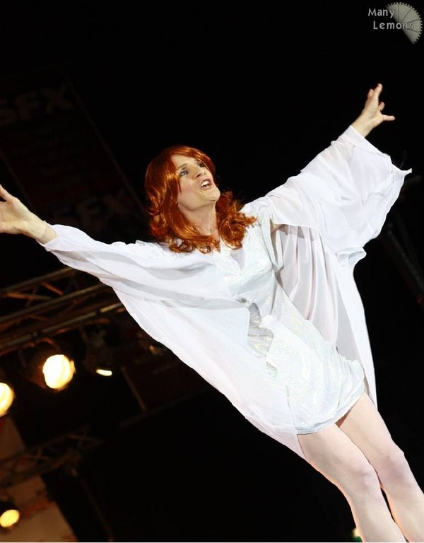 florence and the machine costumes