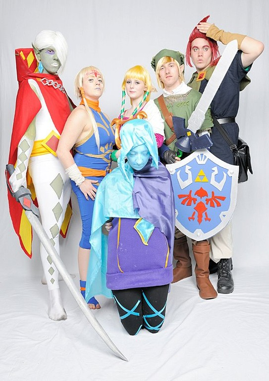 Cosplay Island   View ...