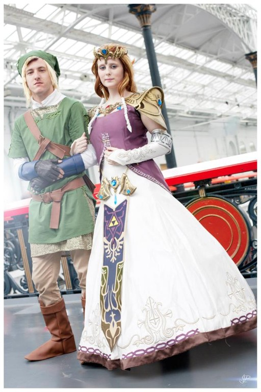 Wts Legend Of Zelda Twilight Princess Zelda Cosplay Com