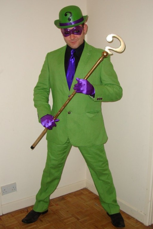 Riddler Costumes For Sale Costume Photos Riddler