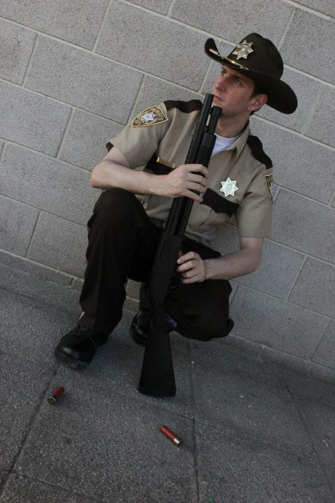 Cosplay Island View Costume Leadmill Rick Grimes