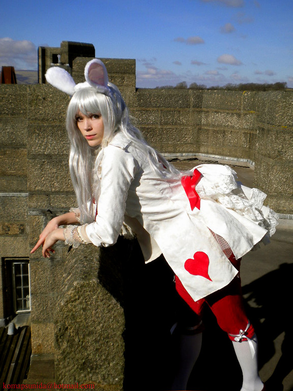 Cosplay Island | View Costume | Komapsunida - White Rabbit