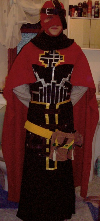 ansem the wise cosplay - photo #2