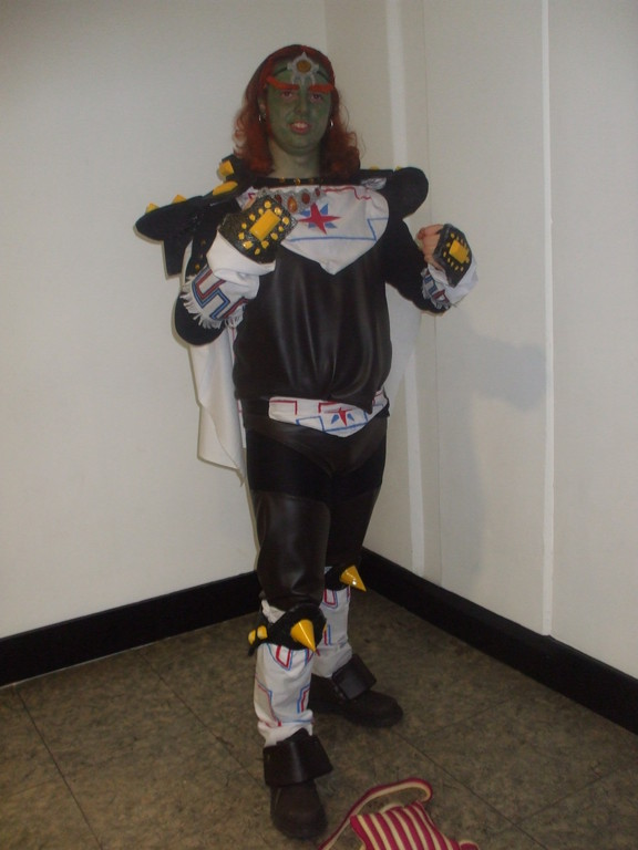 how to make a ganondorf costume
