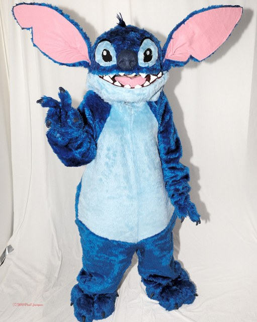 Cosplay Island | View Costume | Megalodon - Stitch