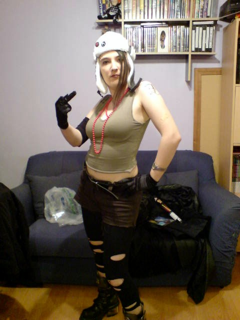 Cosplay Island | View Costume | DarkElf - Tank Girl