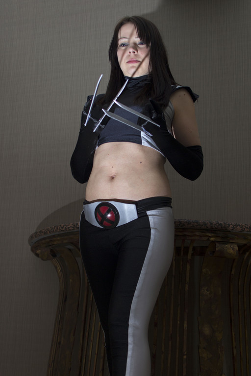 X 23 Costume Cosplay Island | View ...