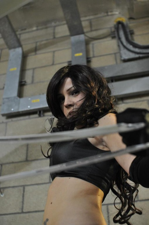 Cosplay Island   View Costume   DrunkleyCP - X-23 - Laura ... X 23 Costume