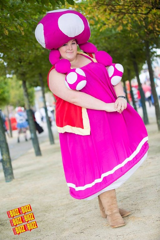 Cosplay Island | View Costume | blissfulbanana - Toadette