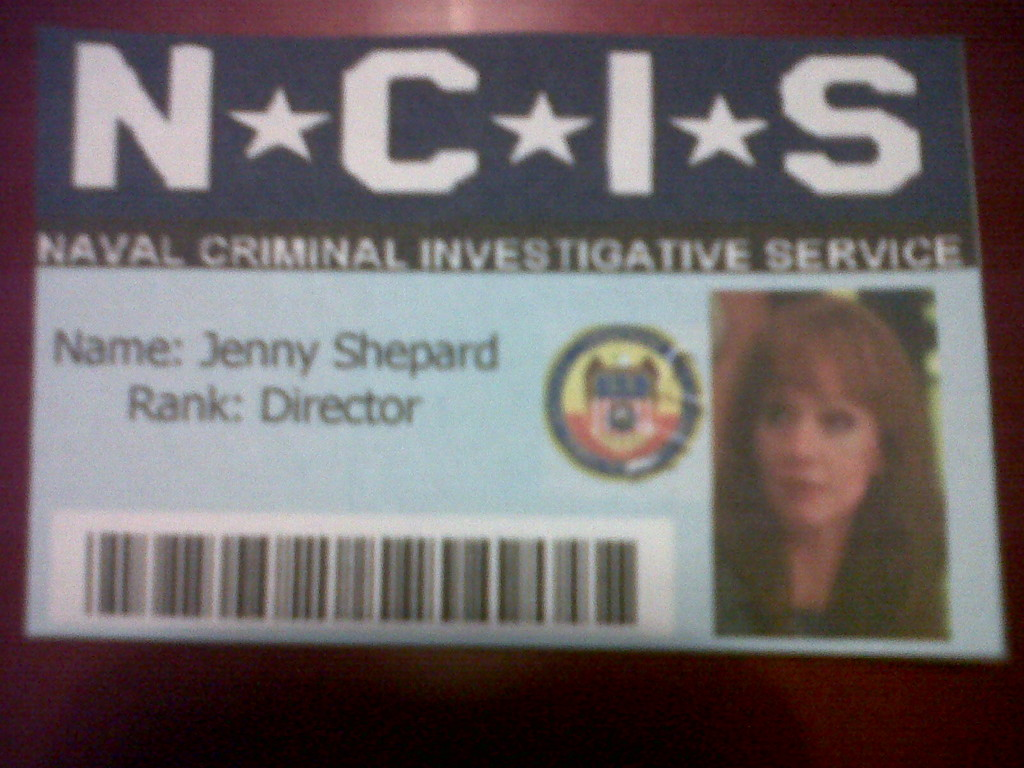 Ncis ID Badge http://www.cosplayisland.co.uk/costume/view/57013