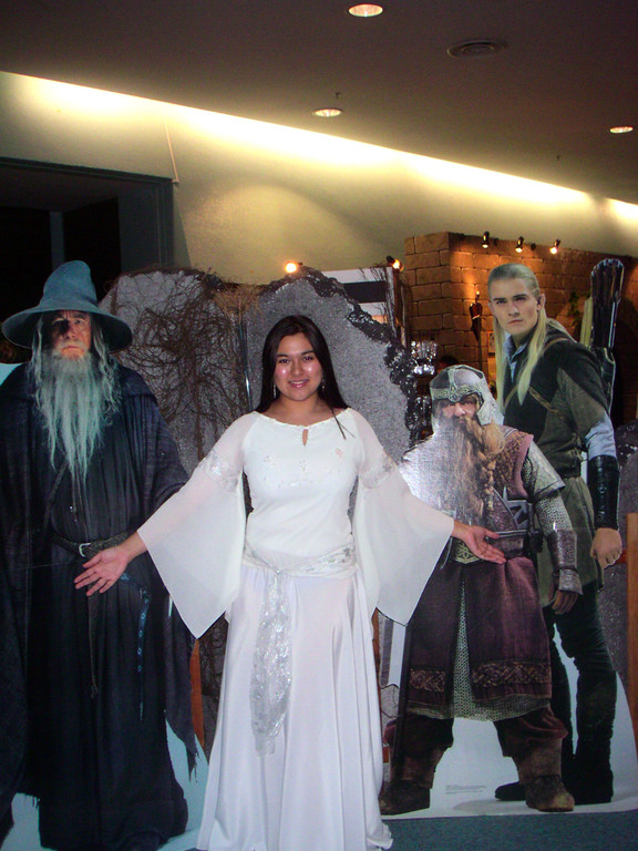 Arwen Evenstar Cosplay me as Arwen Evenstar