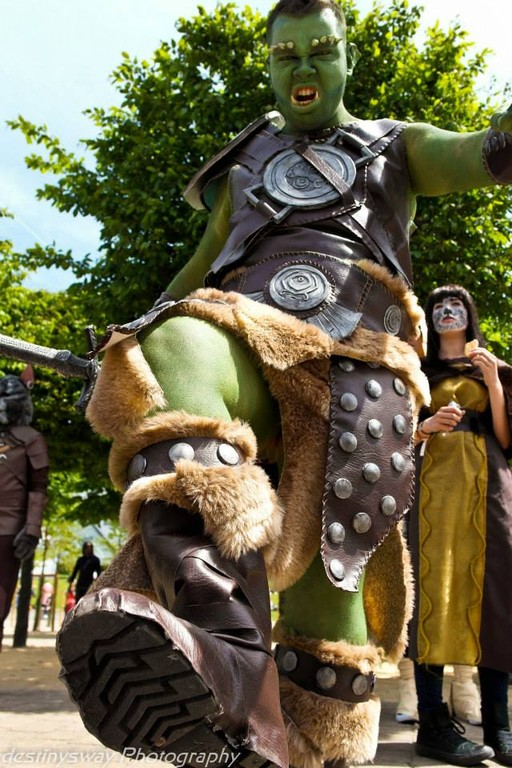 Cosplay Island View Costume Sweeturk Orc