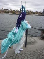 Cosplay Island View Costume Chaotica Chan Suicune