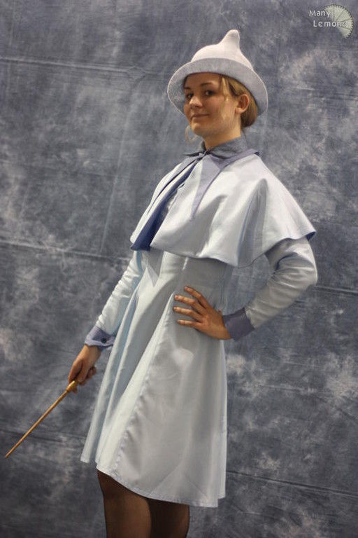 Cosplay Island View Costume Angelphie Fleur Delacour