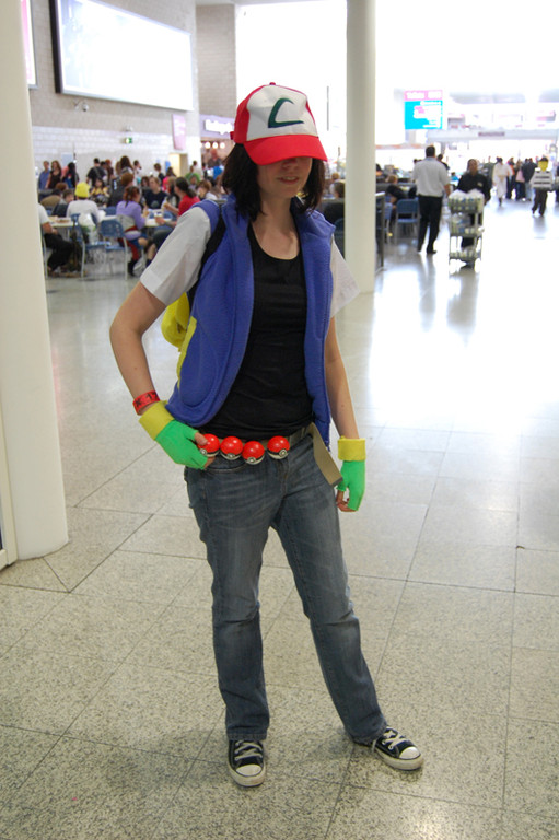 Cosplay Island View Costume The Last Pages Ash Ketchum