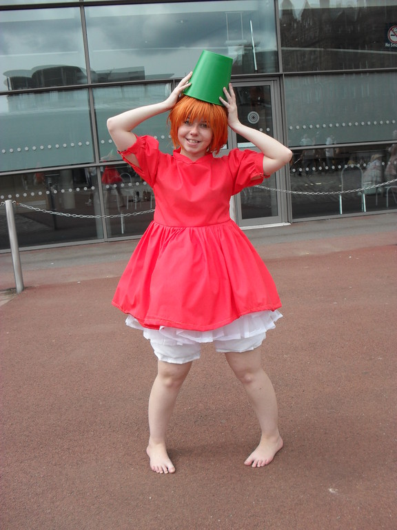 ponyo cosplay 4 by squkyshoes on DeviantArt |Ponyo Cosplay