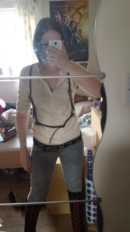 Cosplay Island View Costume Narnianlullaby Maggie Greene