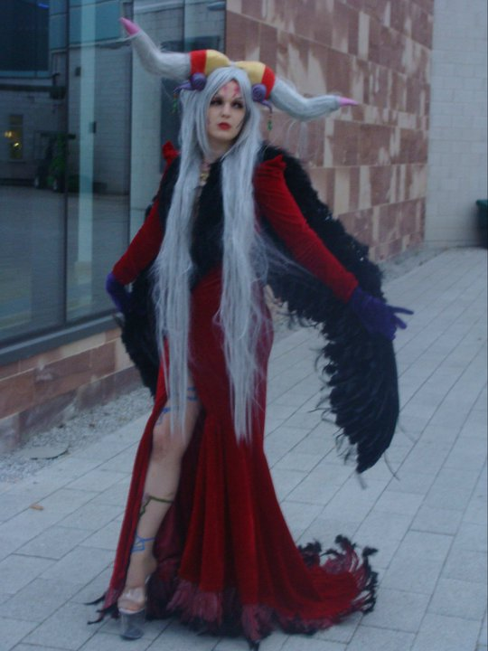 Cosplay Island | View Costume | JustJerry - Ultimecia Ultimecia Hot