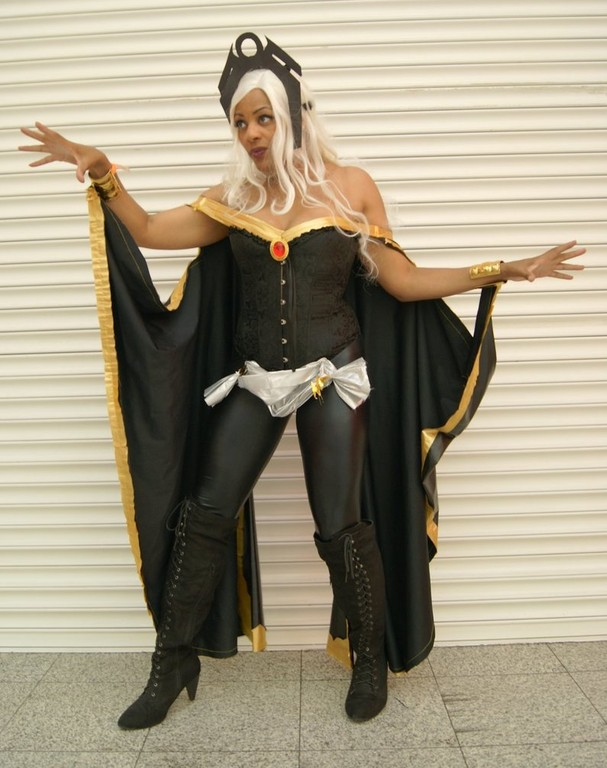 Cosplay Island View Costume Stormt1000 Storm
