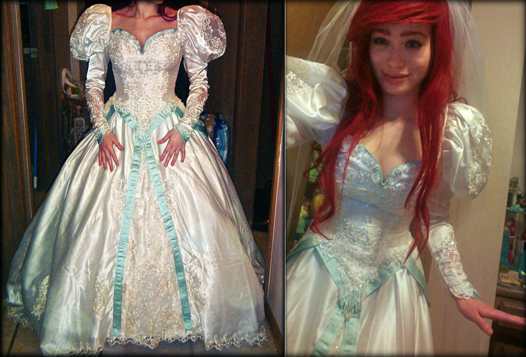 Cosplay Island View Costume Mermaid2love Ariel