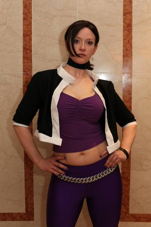 saints row shaundi cosplay