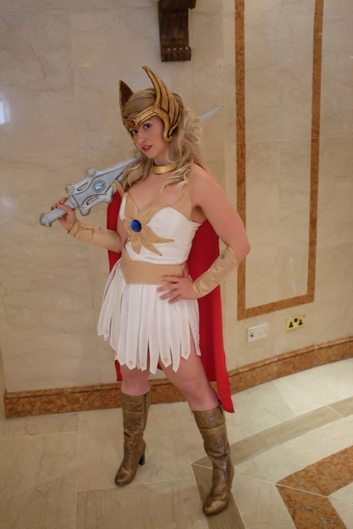 Cosplay Island View Costume Asuka Uk She Ra