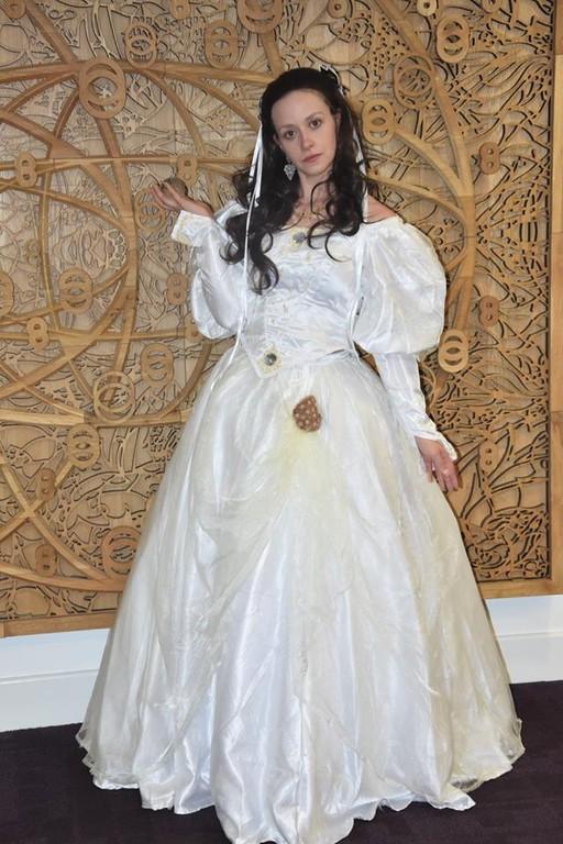 Cosplay Island View Costume Asukauk Sarah Williams