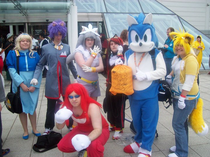 Silver the Hedgehog - Sonic the Hedgehog 2006  sc 1 st  Cosplay Island & Cosplay Island | View Costume | Lady-Aira - Silver the Hedgehog