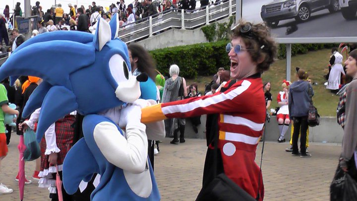 Cosplay Island | View Costume | Lady-Aira - Dr. Eggman ...
