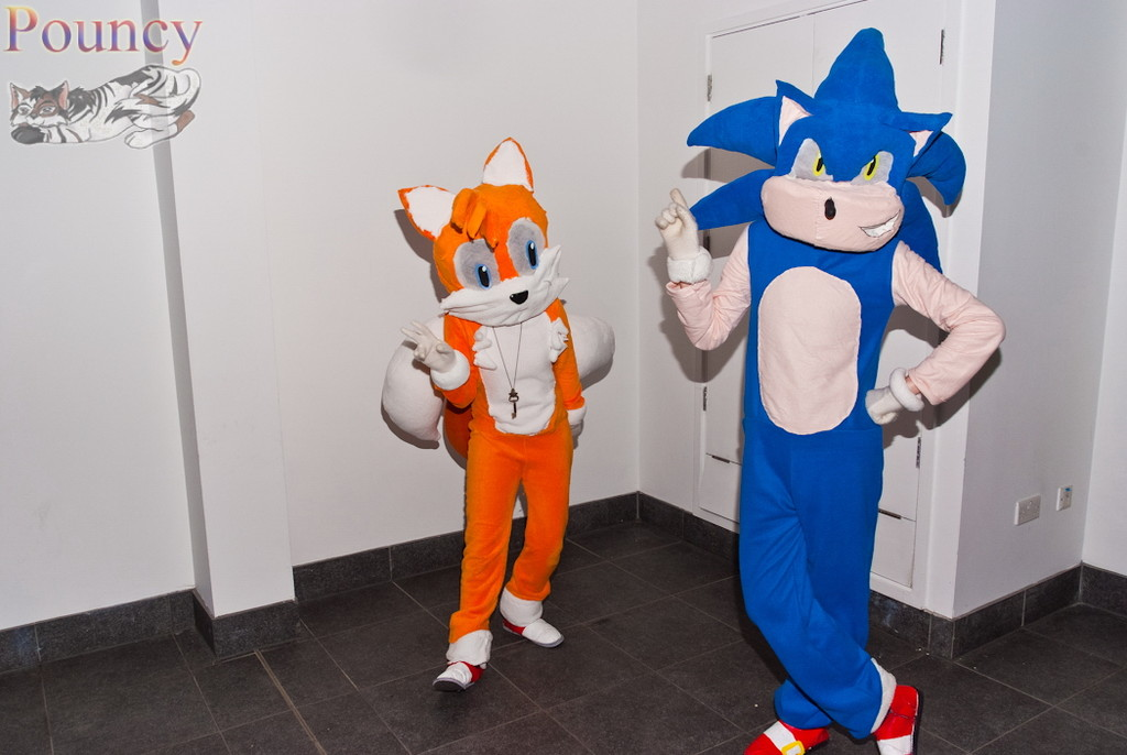 Sonic ((Commission)) - Sonic the Hedgehog & Cosplay Island | View Costume | Darkiekun - Sonic
