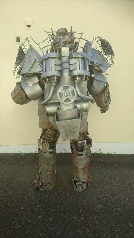 cosplay island view costume bluejam77 raider power armour