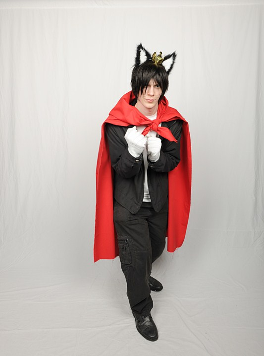 cait sith cosplay
