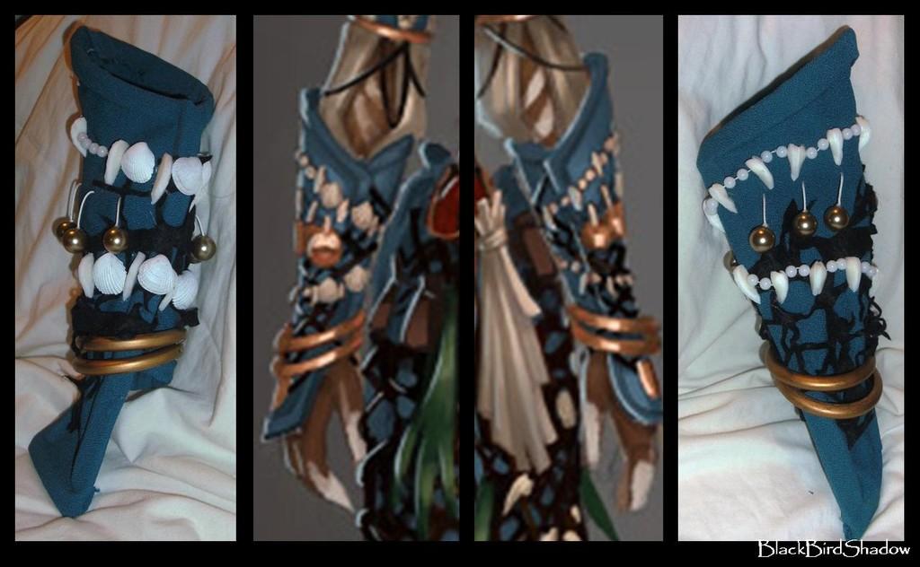 Cosplay Island   View Costume   Silantre - Tribal Armor