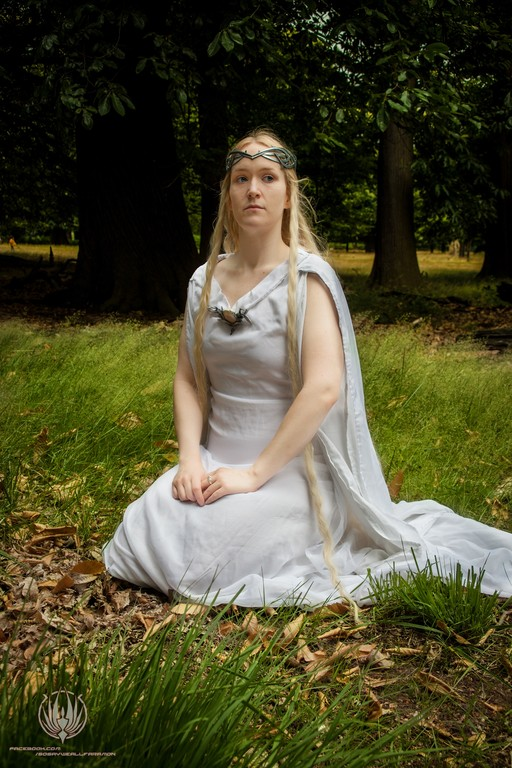 Cosplay Island View Costume Frederica La Noir Galadriel