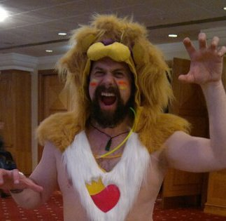 Brave Heart Lion - Care Bears  sc 1 st  Cosplay Island & Cosplay Island | View Costume | Dan - Brave Heart Lion