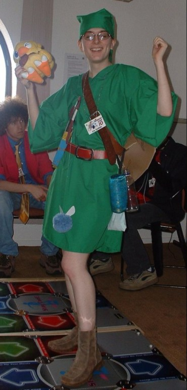 I wore this costume with Tofu/Dave (my bloke) as Adult Link at Minamicon 10. We had a silly idea for a skit and both of us being Zelda fans thought theyu0027d ...  sc 1 st  Cosplay Island & Cosplay Island | View Costume | Lil-Samuu - Young Link