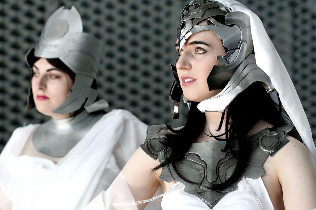 Cosplay Island View Costume Bladeycakes Juno