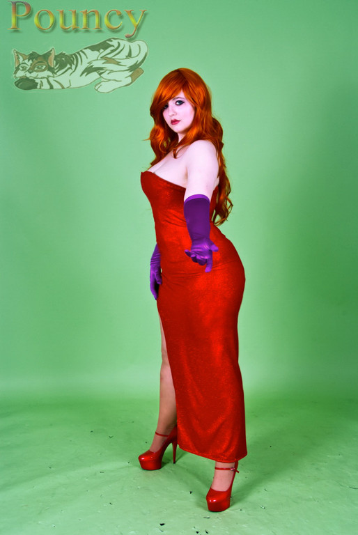Jessica Rabbit (Performance) - Who Framed Roger Rabbit? & Cosplay Island | View Costume | BabemRoze - Jessica Rabbit