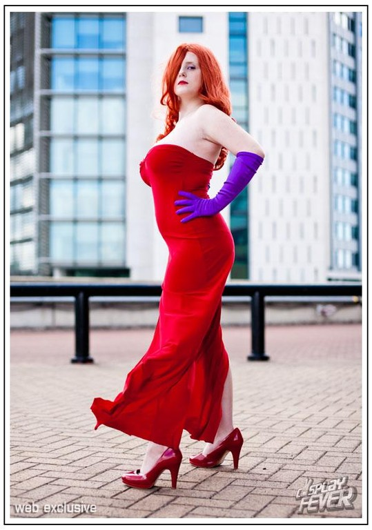 Cosplay Island View Costume Zelda Jessica Rabbit