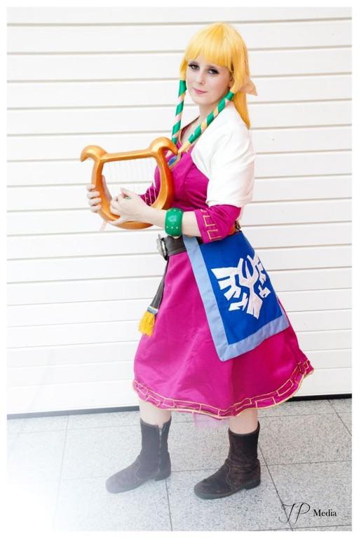 impa skyward sword cosplay - photo #26