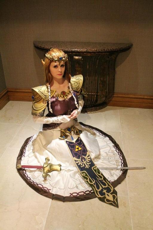 Zelda Costume Tutorial This Is My Second Favourite Princess Zelda