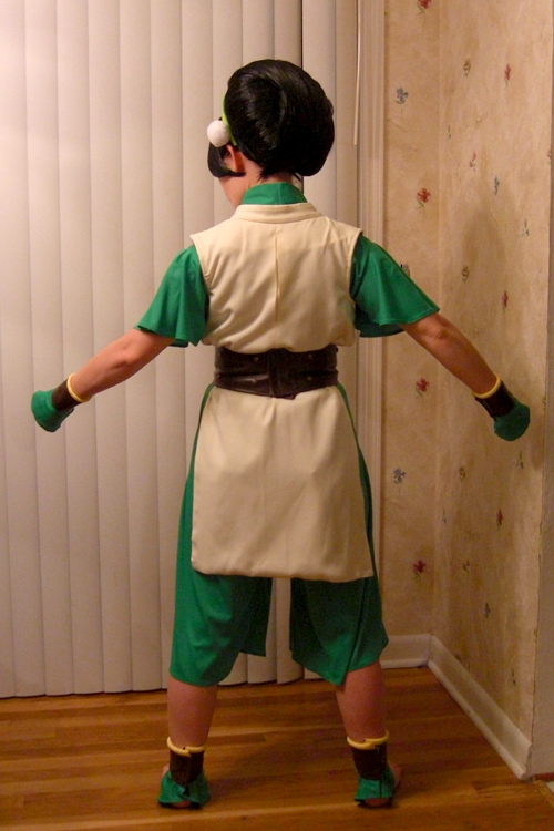 Toph Bei Fong - Avatar The Last Airbender & Cosplay Island | View Costume | Tomecko - Toph Bei Fong