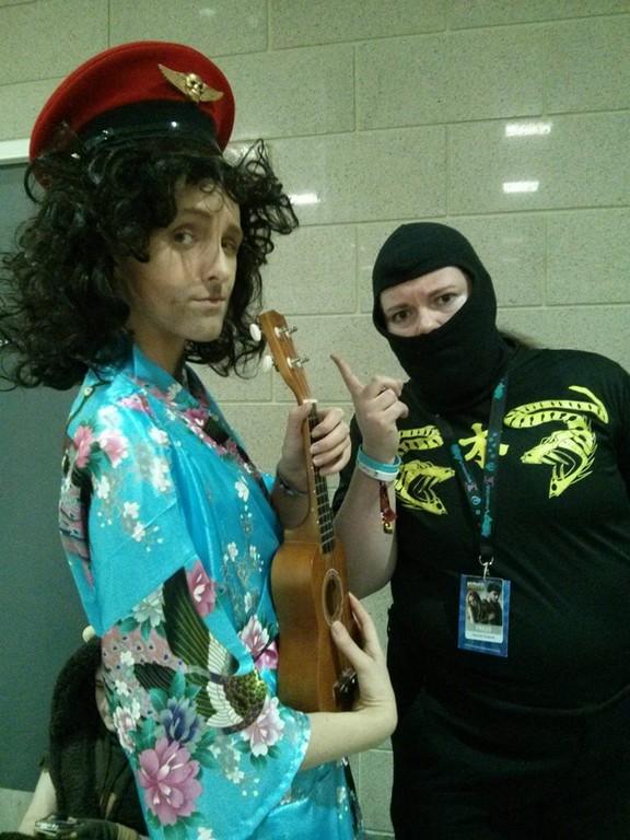 Ninja Brian - Ninja Sex Party  sc 1 st  Cosplay Island & Cosplay Island | View Costume | Manga Girl - Ninja Brian