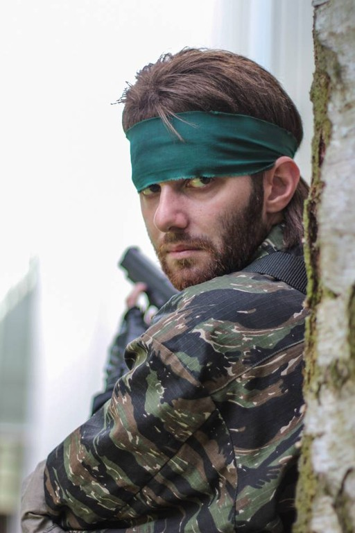 naked snake scientist by - photo #4