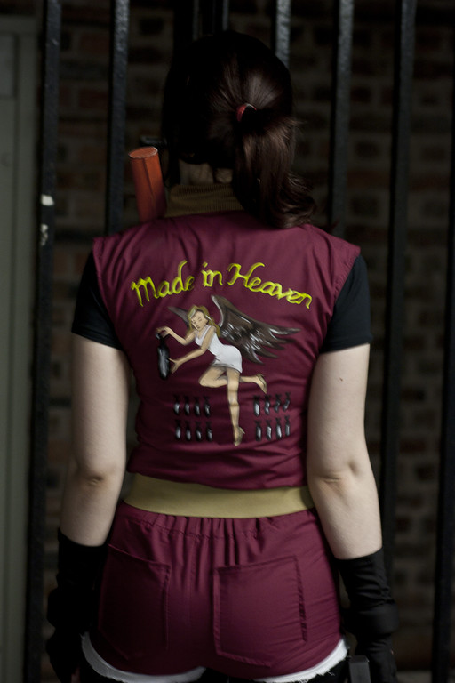 Cosplay Island View Costume Relion Claire Redfield