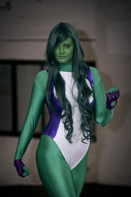 She Hulk (Green) - Marvel Comics  sc 1 st  Cosplay Island & Cosplay Island | View Costume | Inuyoku - She Hulk