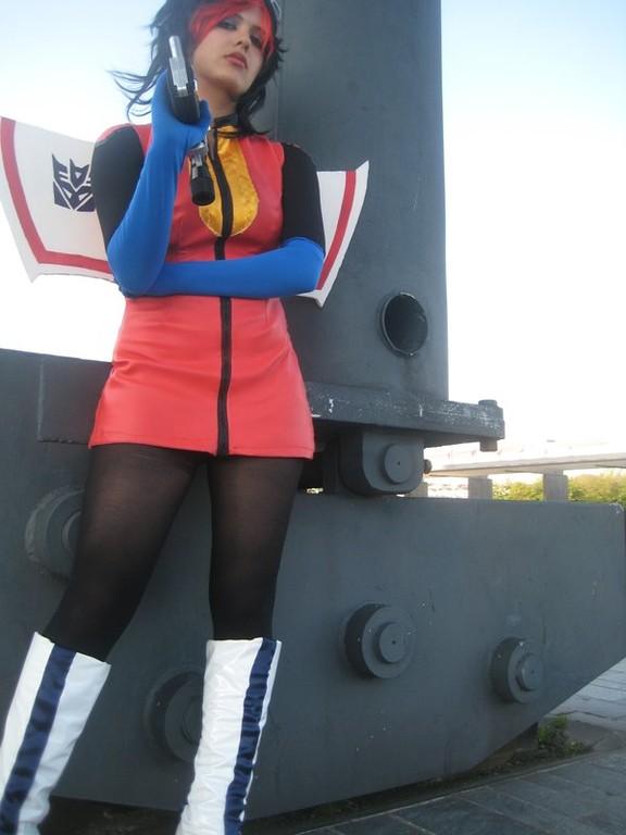 Cosplay Island View Costume Mocara Starscream