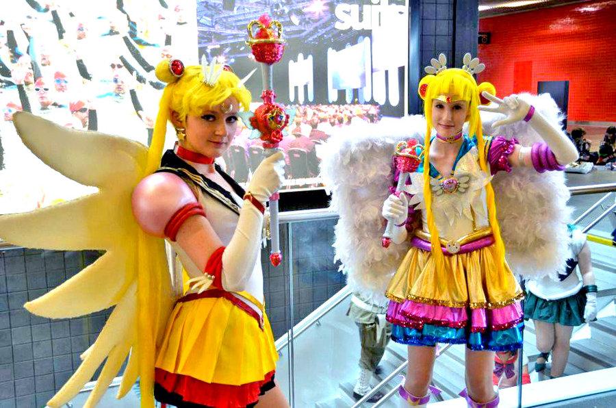 Sailor jupiter cosplay - 3 5