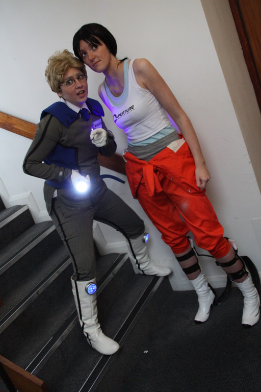Cosplay Island | View Costume | MoonLily - Wheatley