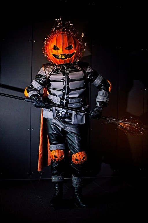 Costumes At Halloween City